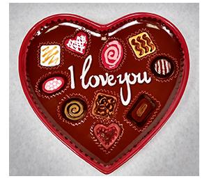 Vorhees Valentine's Chocolate