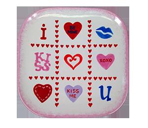 Vorhees Valentine's Tic Tac Toe