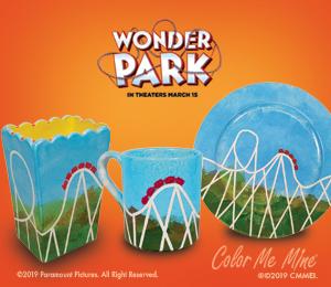 Vorhees WonderPark Roller Coaster
