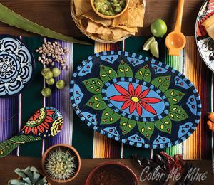 Voorhees Talavera Tableware