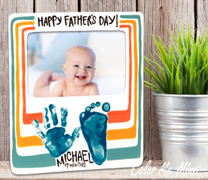 Voorhees Father's Day Frame