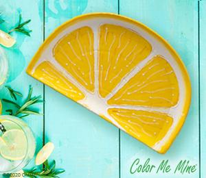Voorhees Lemon Wedge