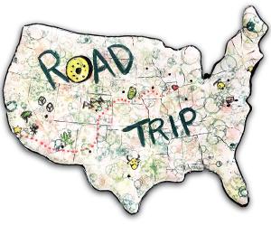 Voorhees Family Road Trip