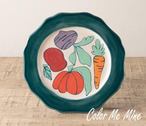 Voorhees Produce Plate