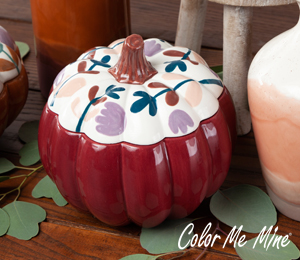 Voorhees Fall Pumpkin Box