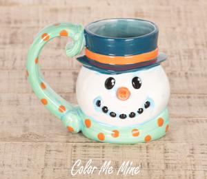 Voorhees Snowman Mug