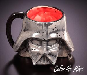 Voorhees Darth Vader Mug