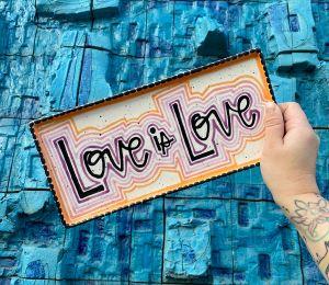Voorhees Love is Love