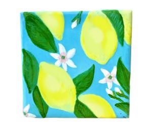 Voorhees Lemon Square Tile