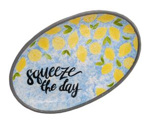 Voorhees Lemon Platter