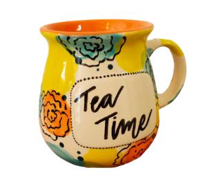 Voorhees Tea Time Mug