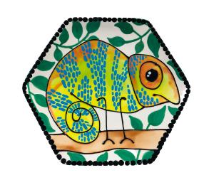 Voorhees Chameleon Plate