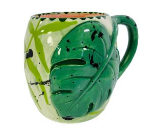 Voorhees Monstera Mug