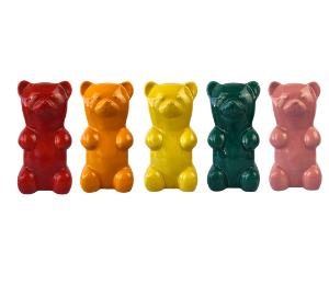 Voorhees Gummy Bear Bank